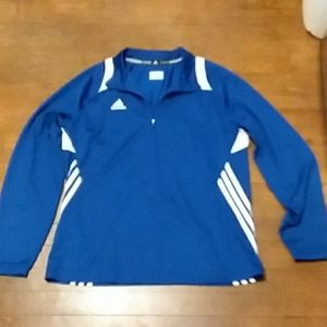 Adidas womans pullover shirt XL